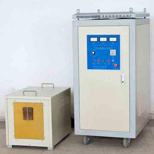 Induction heat treatment furnace