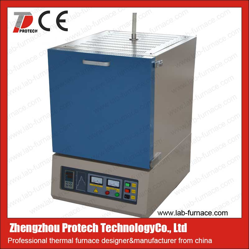 Benchtop furnace for materials sintering