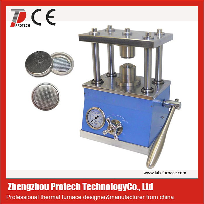 Manual Coin cell crimping machine