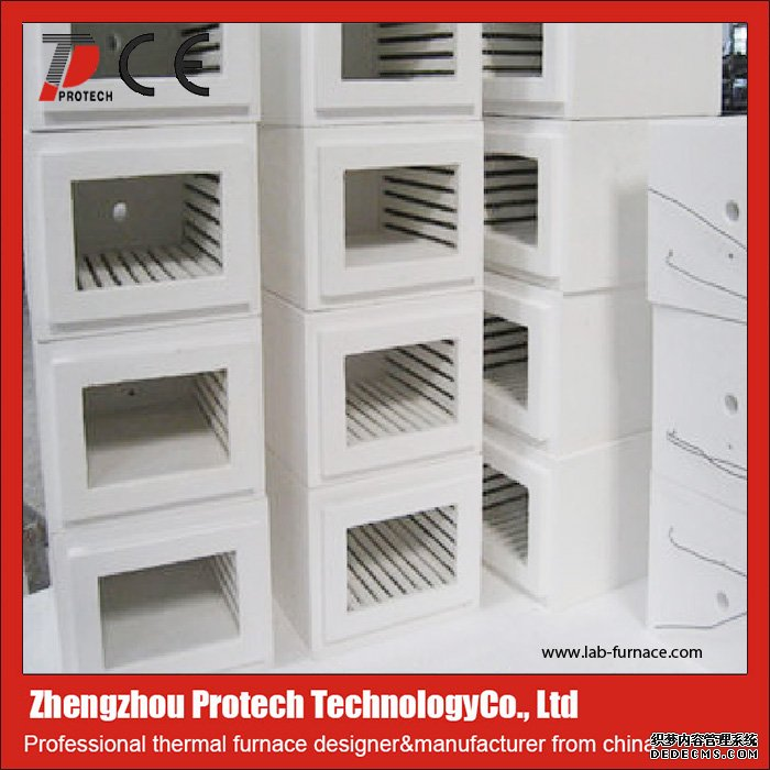 Ceramic Fiber heating furnace with resistance wire