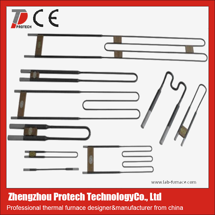 Molybdenum disilicide(MoSi2)Heating Element