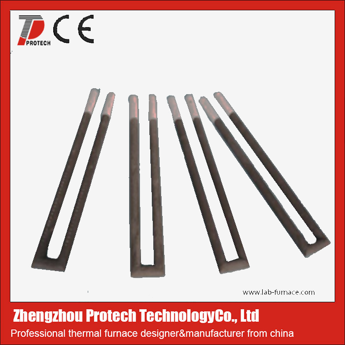 SIC heating elements.