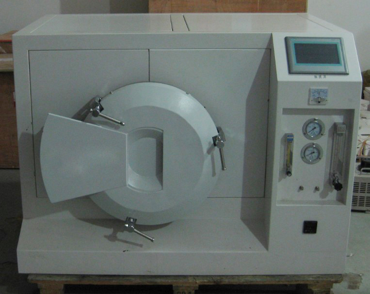 Microwave atmosphere furnace